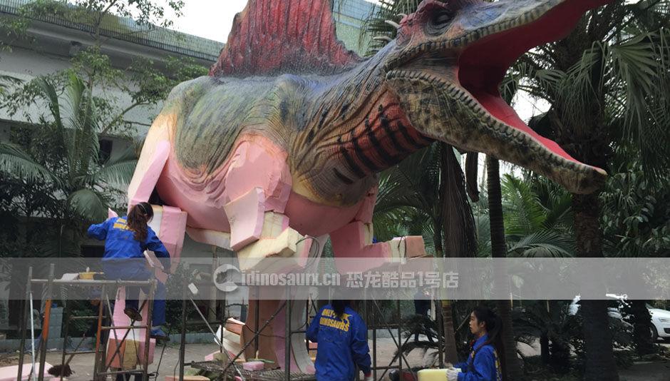 仿真恐龙制作厂商