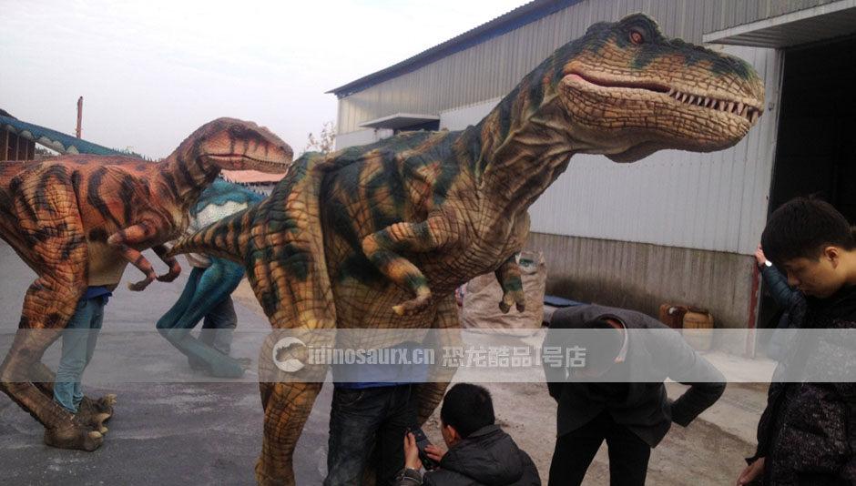 仿真恐龙模型工厂