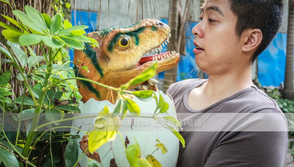 恐龙道具工厂玩偶