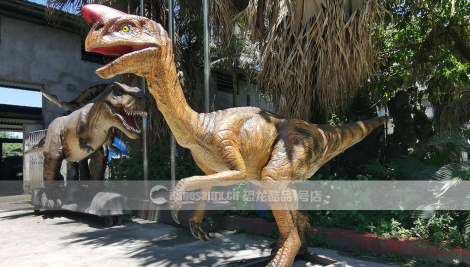 仿真恐龙模型厂家直销