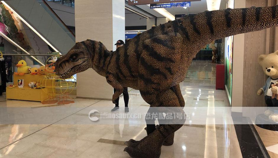 定制商场恐龙道具