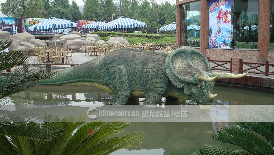恐龙景观制作商