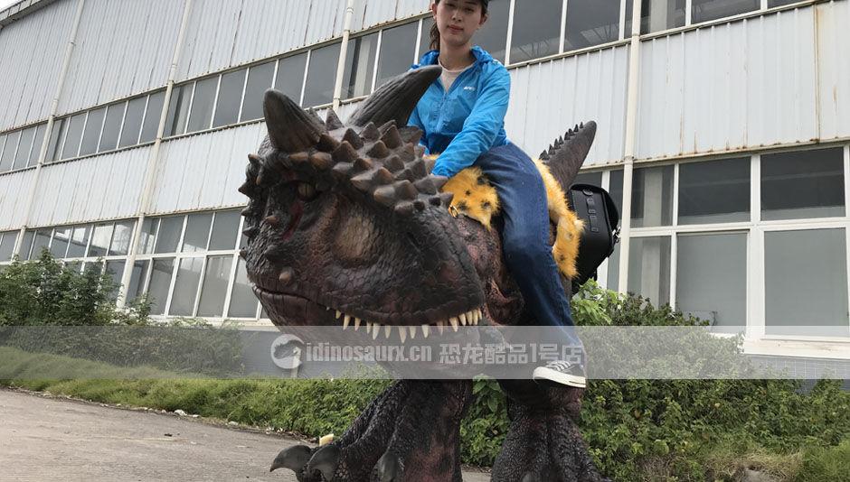 恐龙骑士道具服