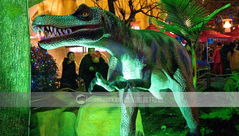 侏罗纪恐龙模型制作商