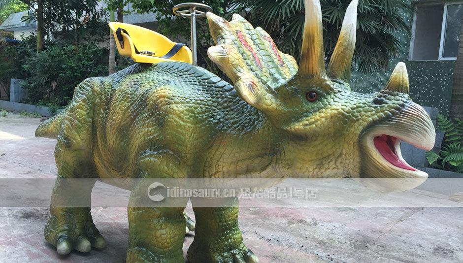 行走恐龙骑乘设备