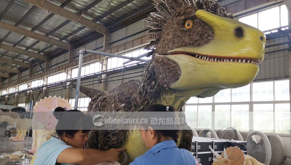 恐龙模型生产商