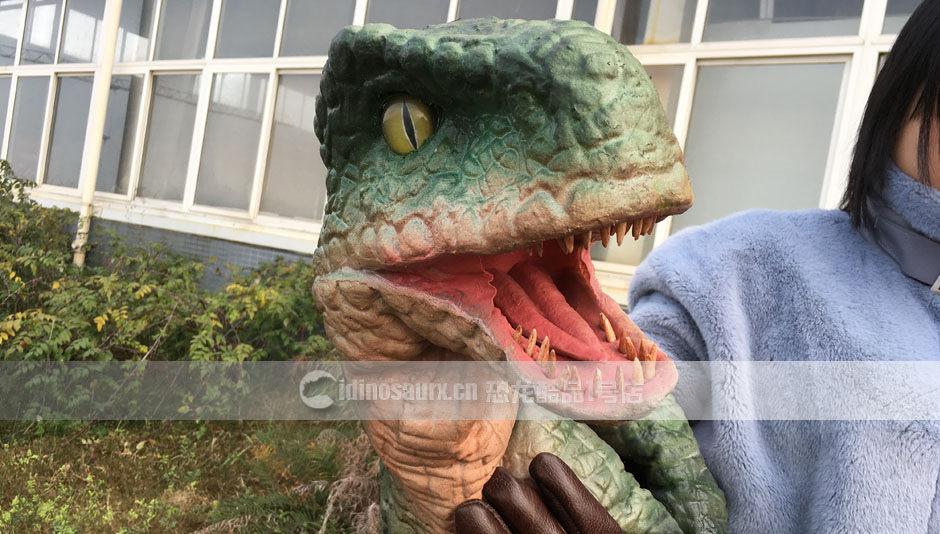恐龙玩偶制作