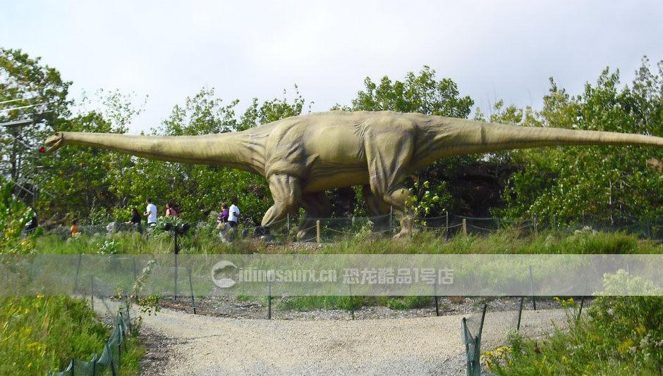 侏罗纪场景还原景观