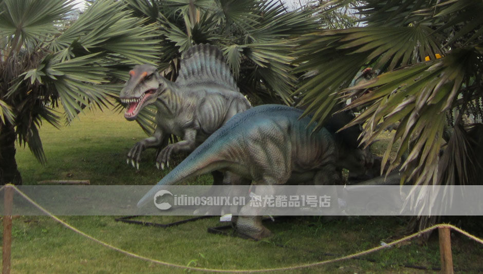 侏罗纪生态园