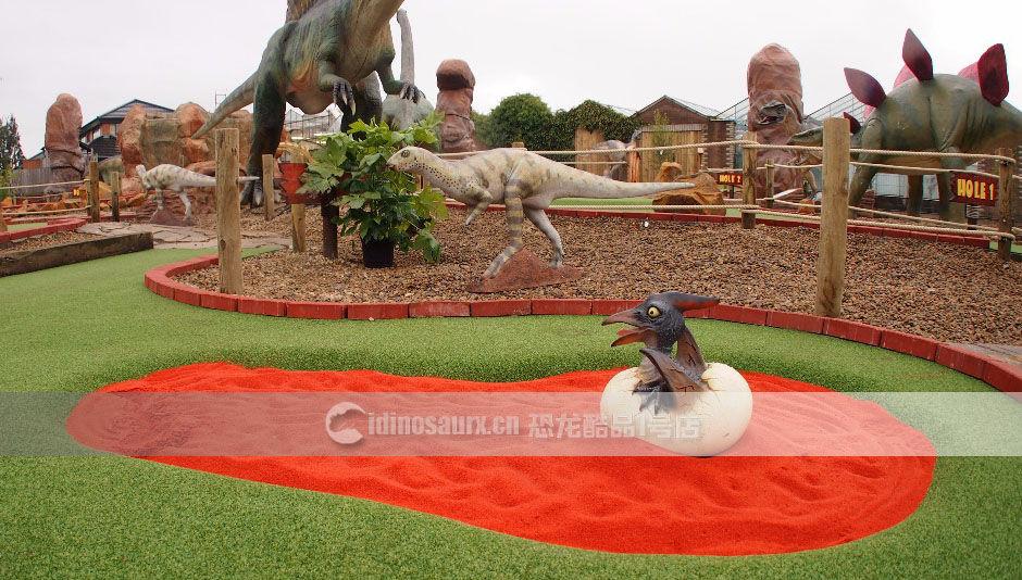 恐龙冒险乐园产品