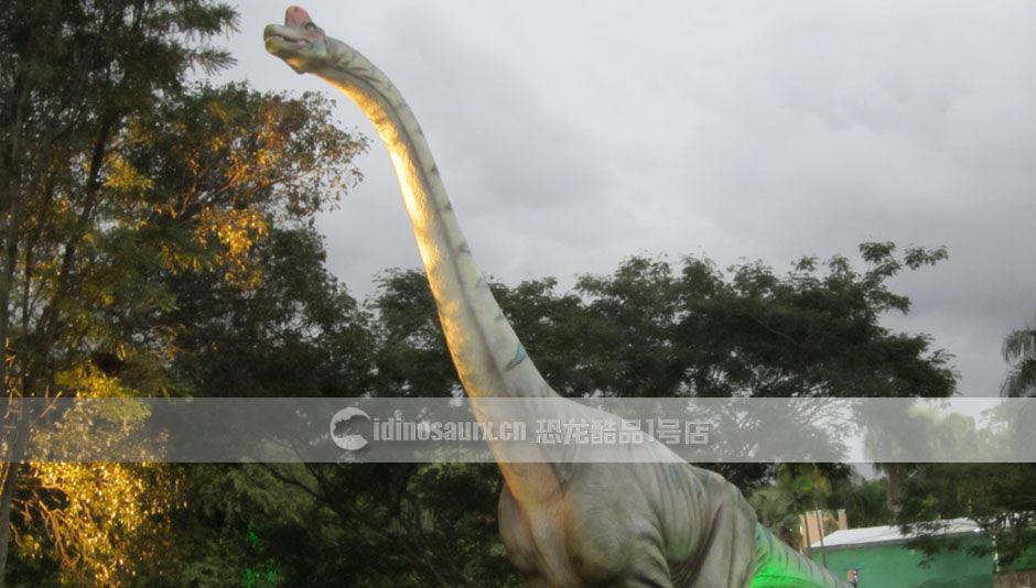 仿真动感恐龙模型制作