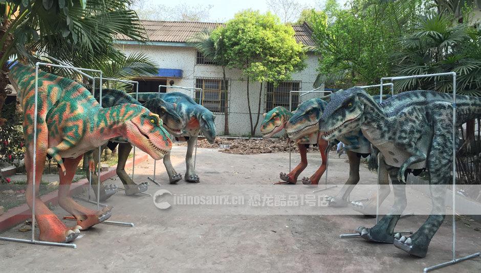 仿真恐龙服产品