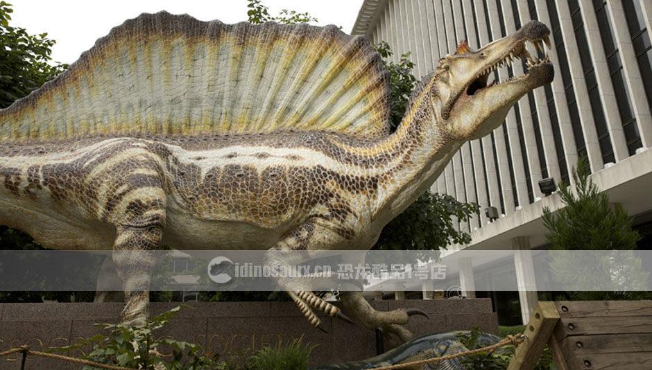 史前海洋恐龙模型定制