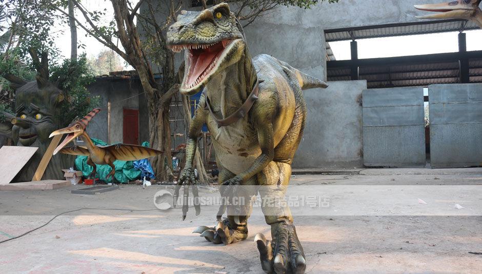 出售仿真恐龙皮套