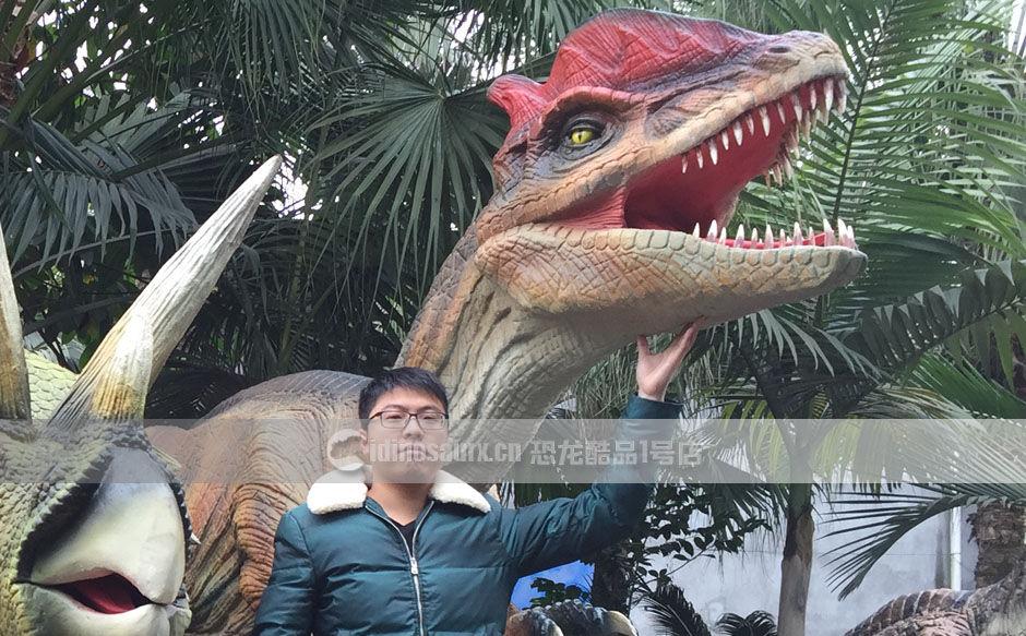 仿生恐龙模型