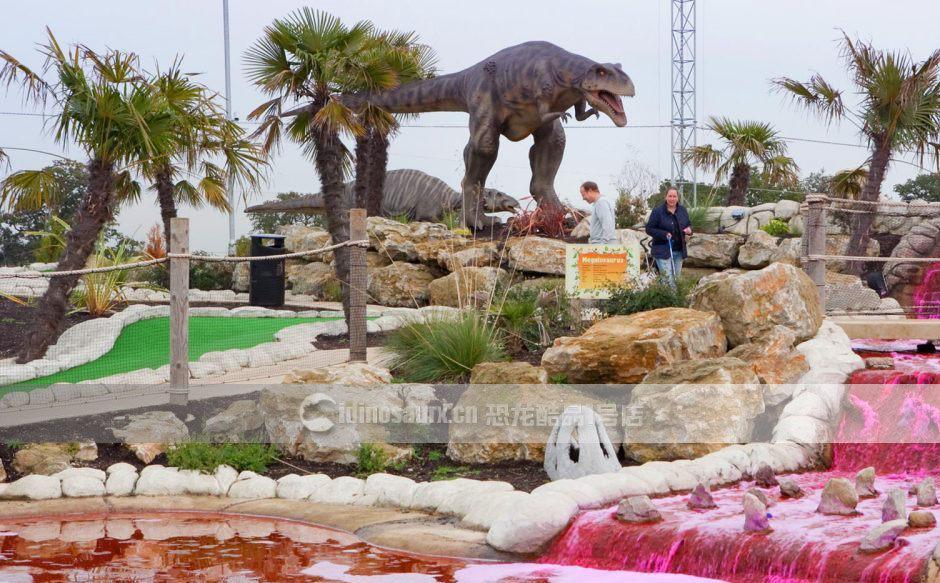 恐龙公园人气产品