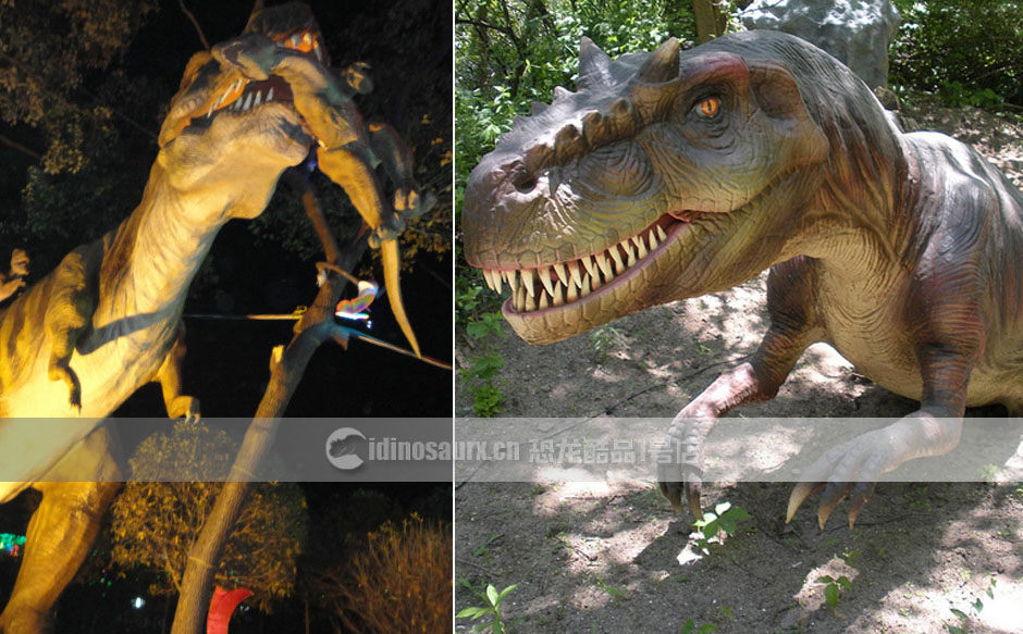 恐龙灭绝场景制作