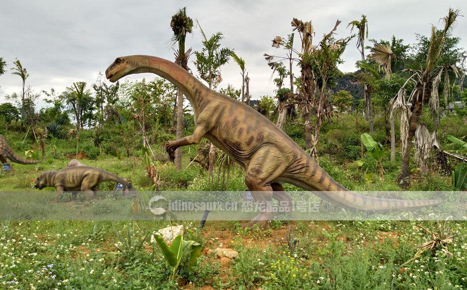 等身比例仿真恐龙