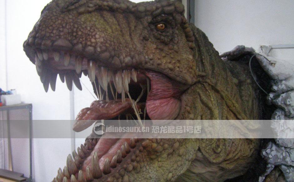 仿真恐龙雕塑