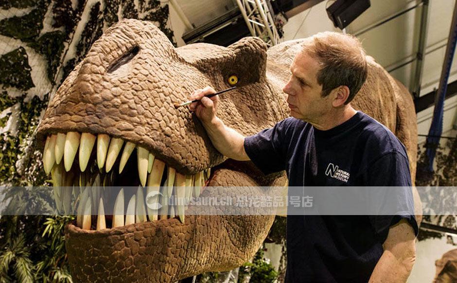 创意恐龙展