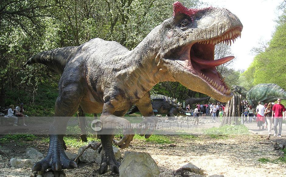 恐龙园展品
