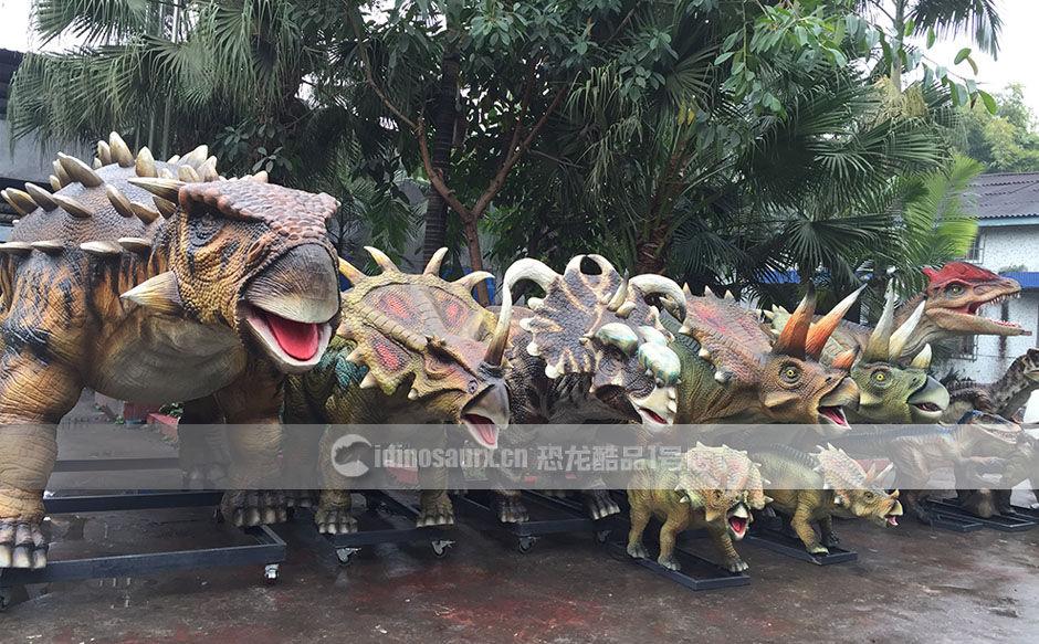 电动恐龙产品