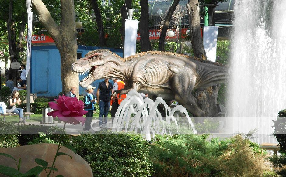 夏季电子恐龙产品