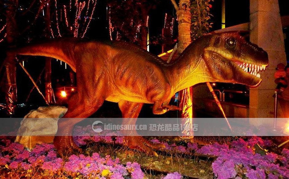 展地仿真恐龙产品