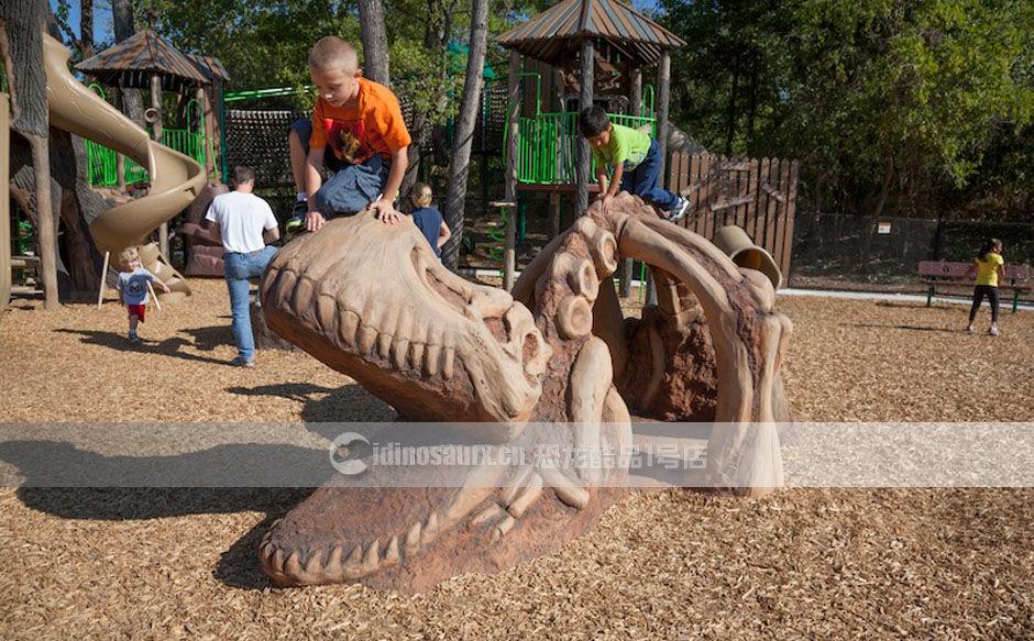 恐龙景点装饰产品