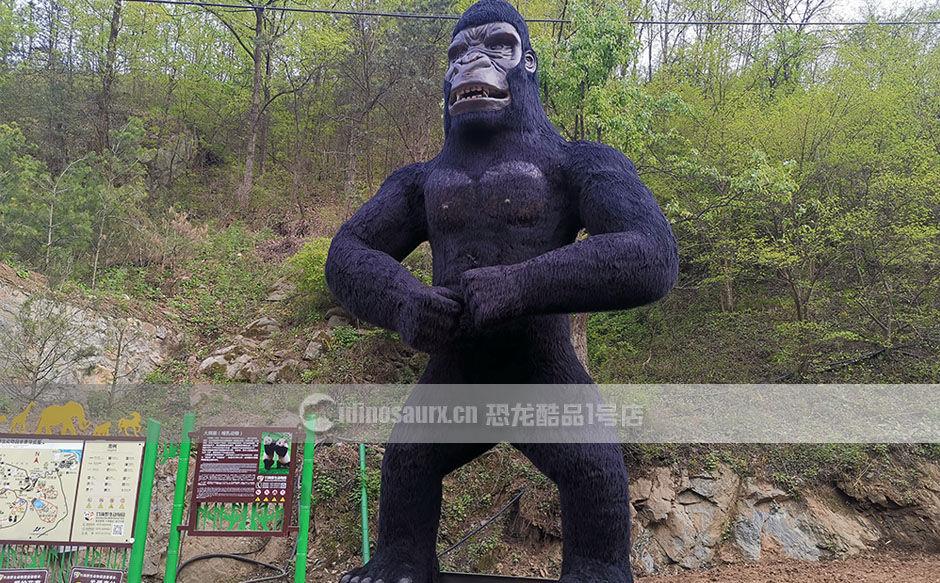 仿真大猩猩模型