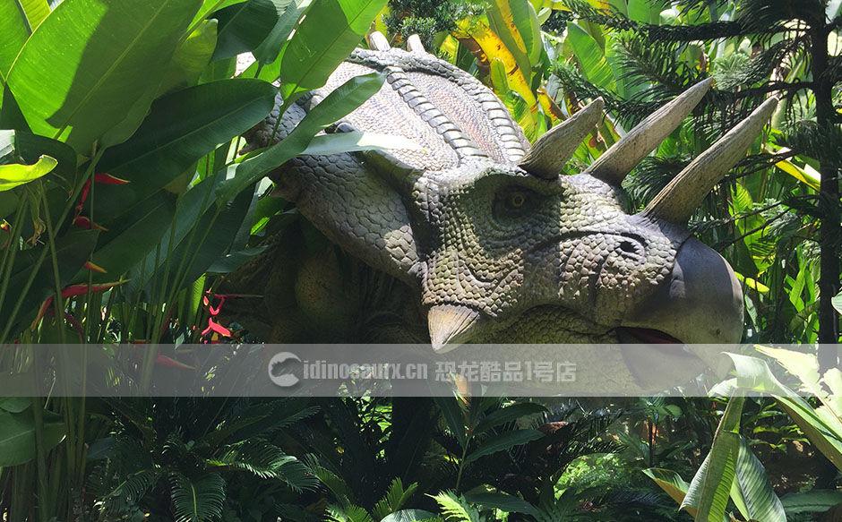 动物园恐龙展