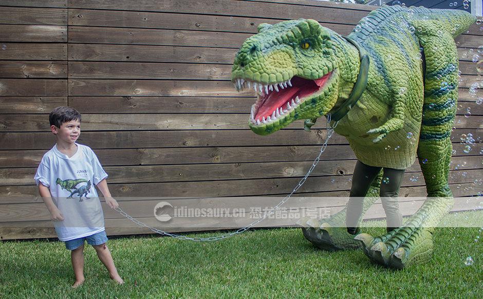 手工恐龙模型道具