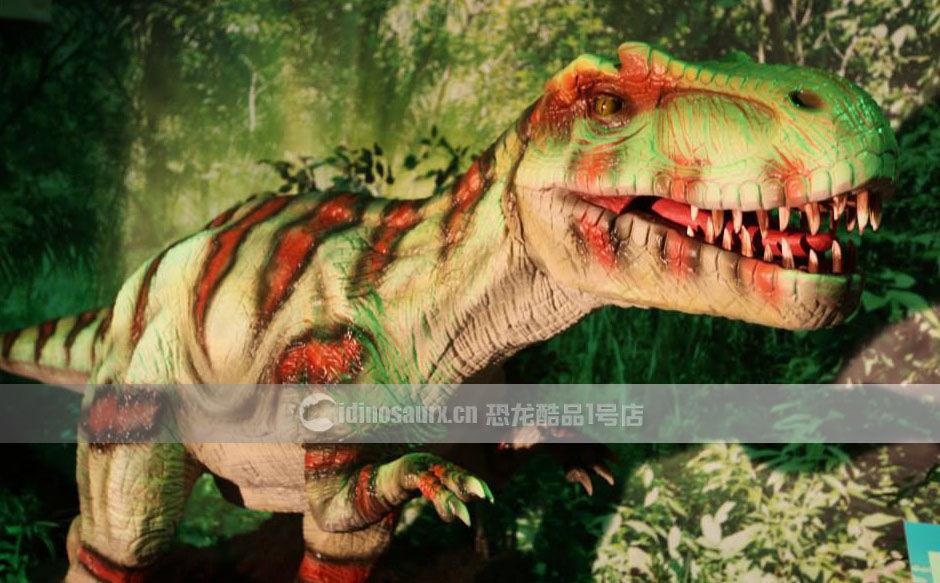 美陈仿真恐龙产品