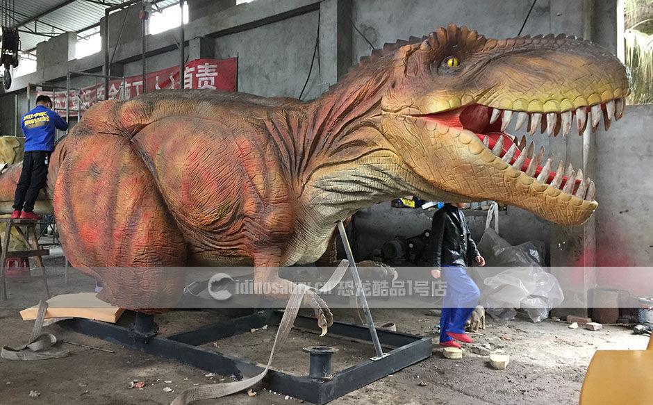 逼真的恐龙怪兽制作商