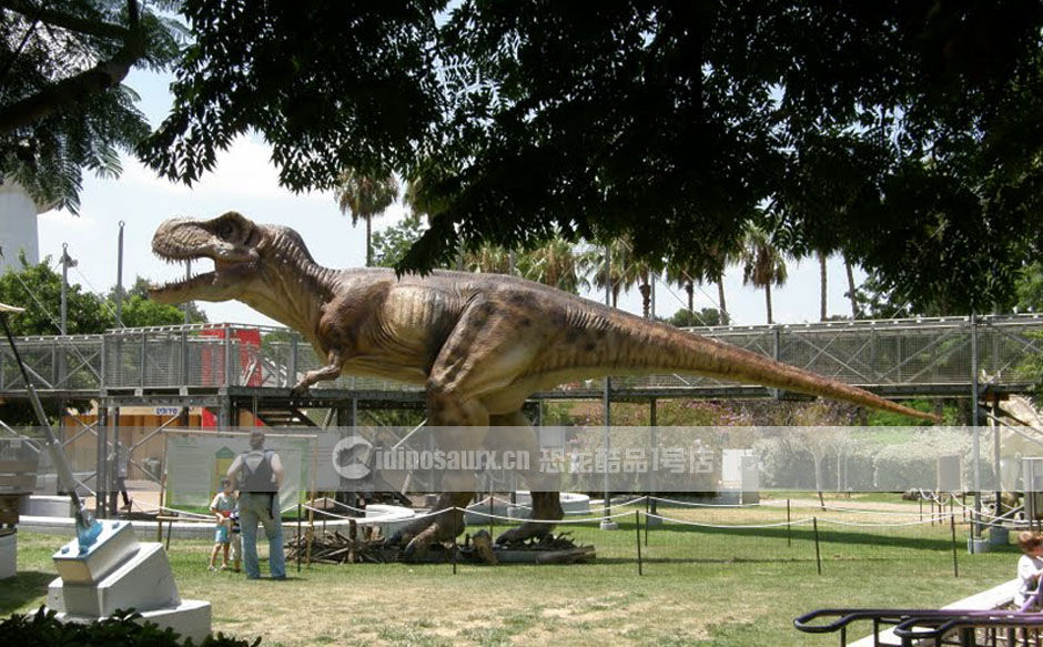古城景区恐龙景观