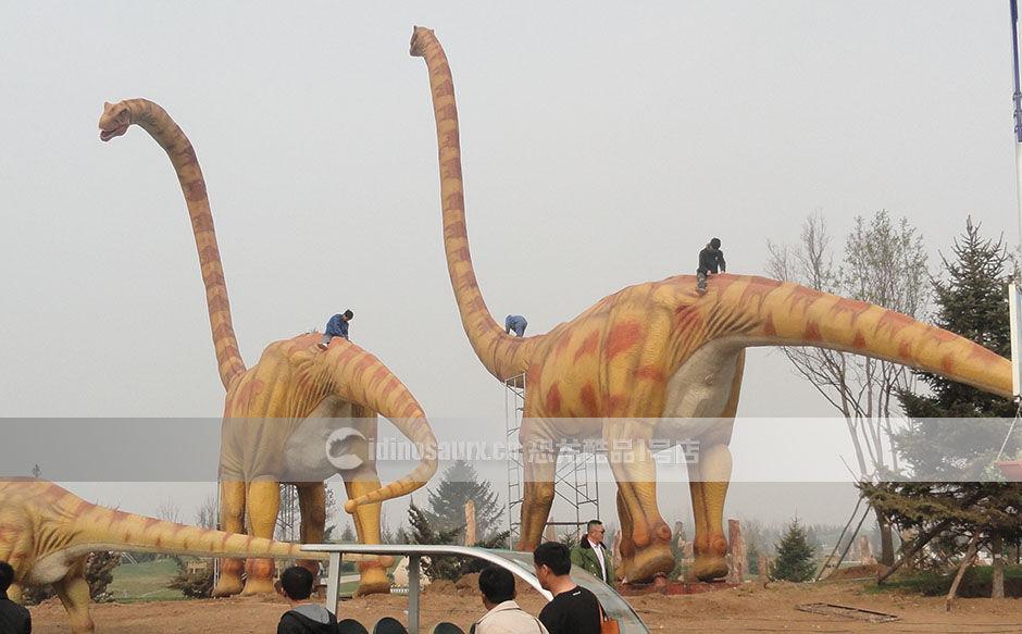 仿真巨大恐龙展品