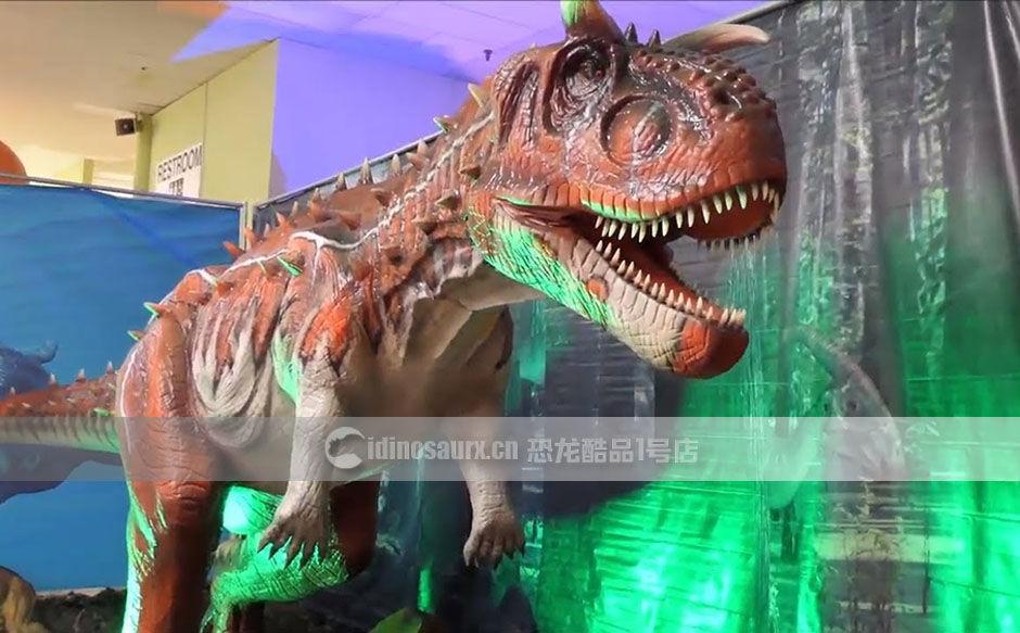 室内大型恐龙博物馆展览品